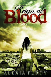 Reign of Blood ~ By Alexia Purdy
