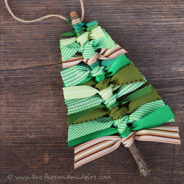 7 ideas de packaging navideño: arbolito con citas | http://bizcochosysancochos.blogspot.com/