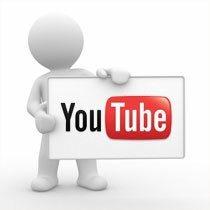 Filmpjes op mijn You Tube kanaal