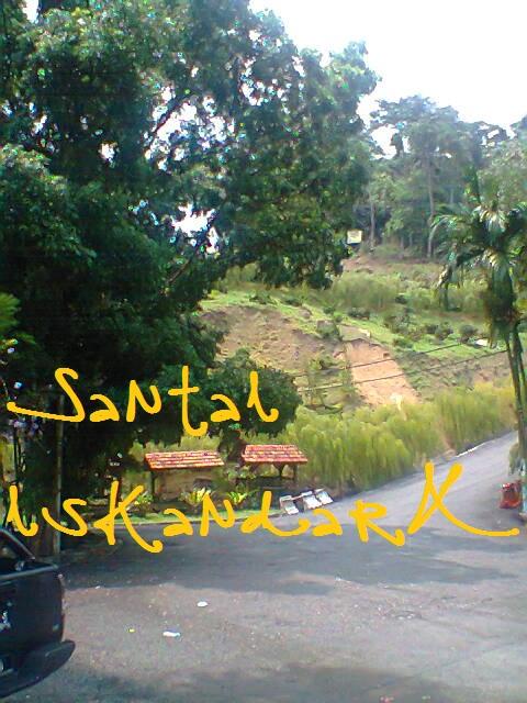 santai, Santai iskandarX, Pemandangan Indah, Puncak Bukit Baru, Bukit Baru, Balik Pulau, Penang