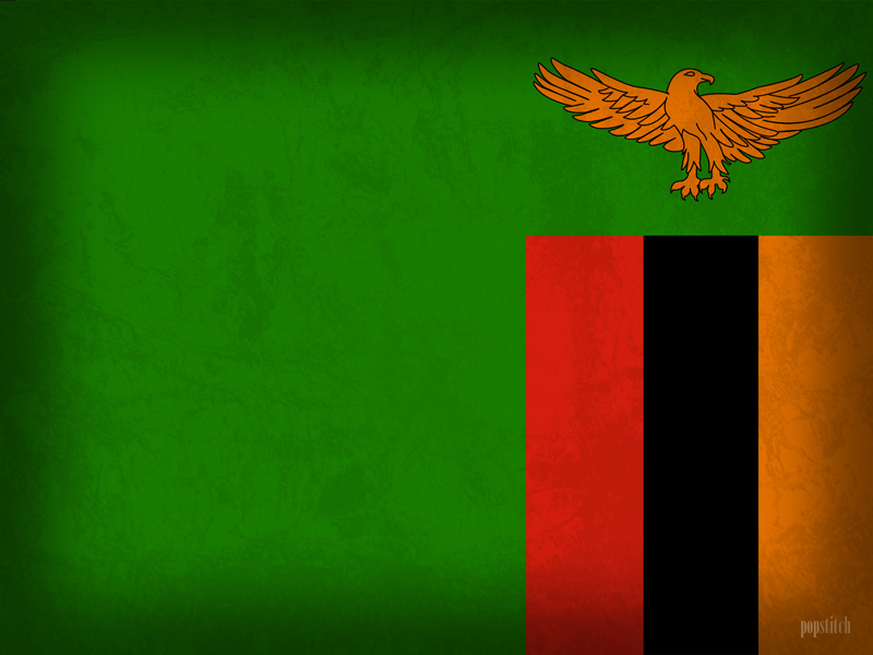 Zambia Flag Pictures