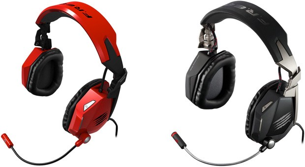 Mad Catz FREQ7 Gaming Headset