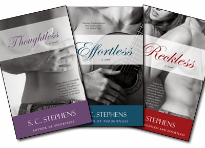 Thoughtless Trilogy By SC Stephens