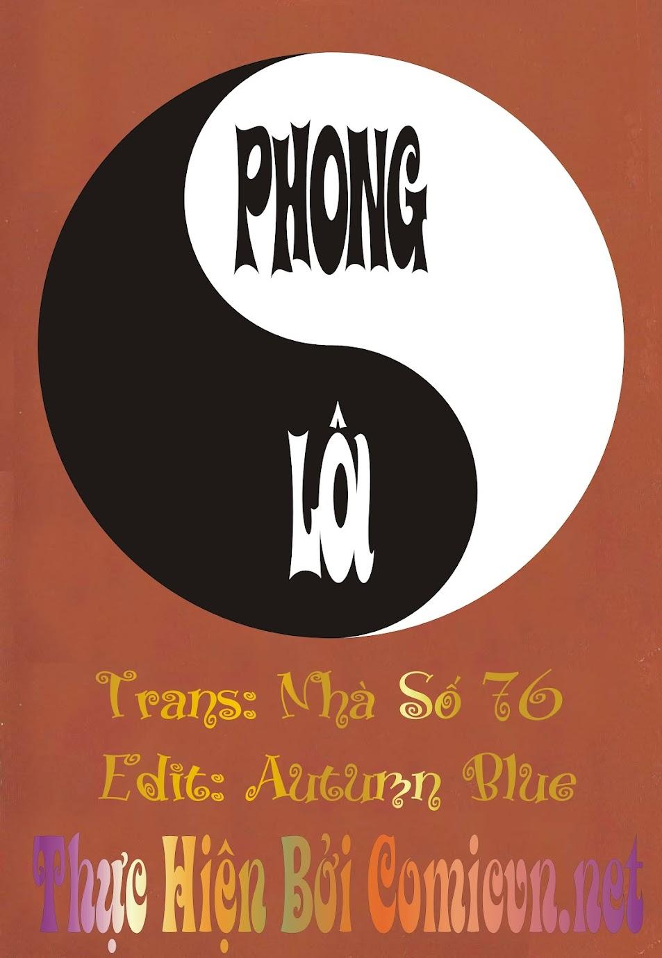 Phong Lôi chap 39 - Trang 30