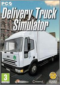 capa Filme Delivery Truck Simulator PC Game + Crack Baixar Grátis