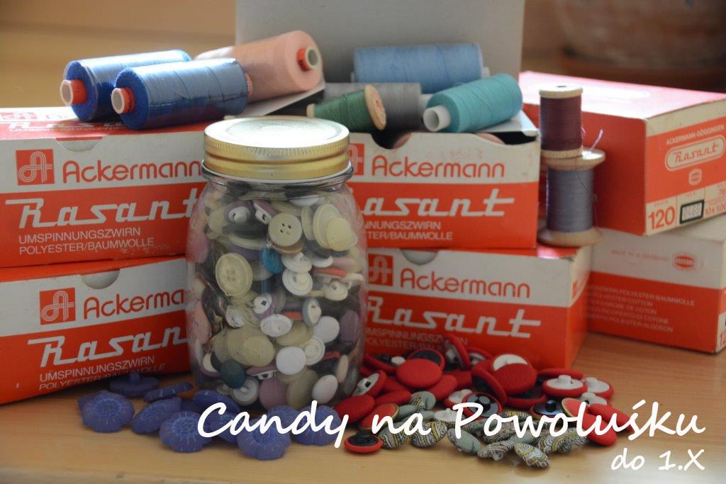 Candy dla szyjących i początkujących