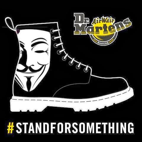 #Standforsomething