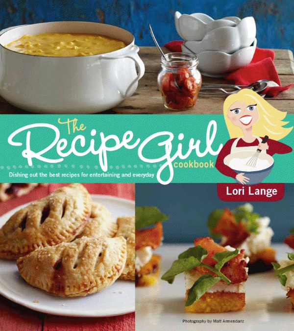 recipe girl cookbook