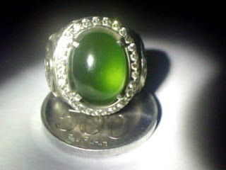 Batu Cincin Garut Kristal