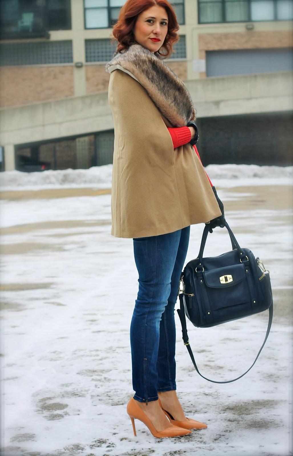 ankle, zip, zara, jeans