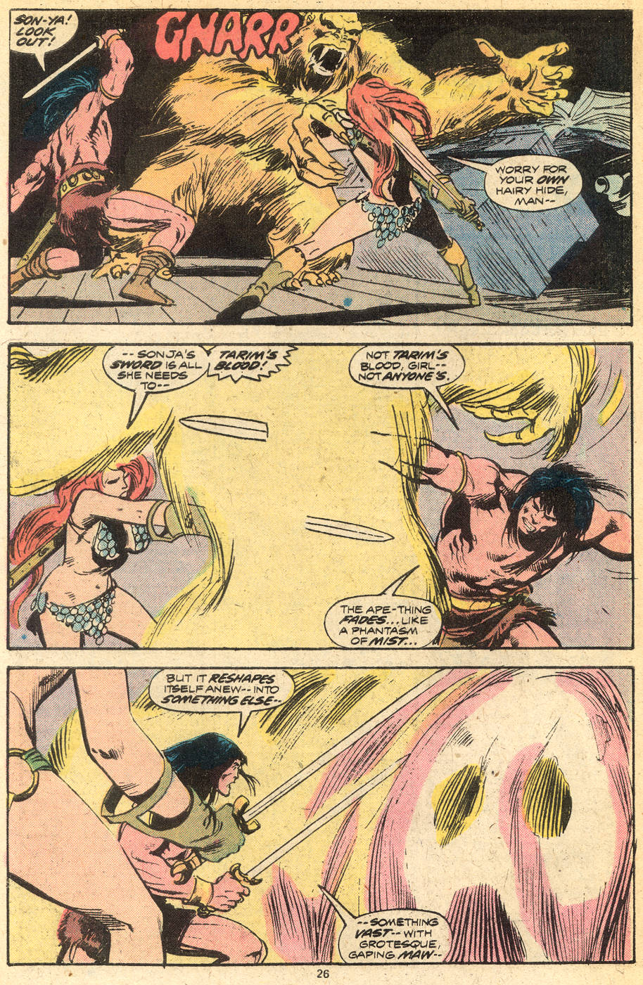 Conan the Barbarian (1970) Issue #44 #56 - English 15