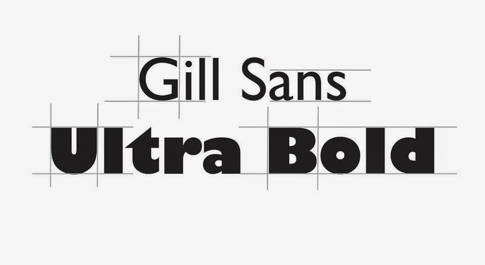 העיצוב הבריטי: איך אפשר לבקר מדינה שהגופן הלאומי שלה הוא Gill Sans?
