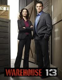 Warehouse 13 4×03 Online