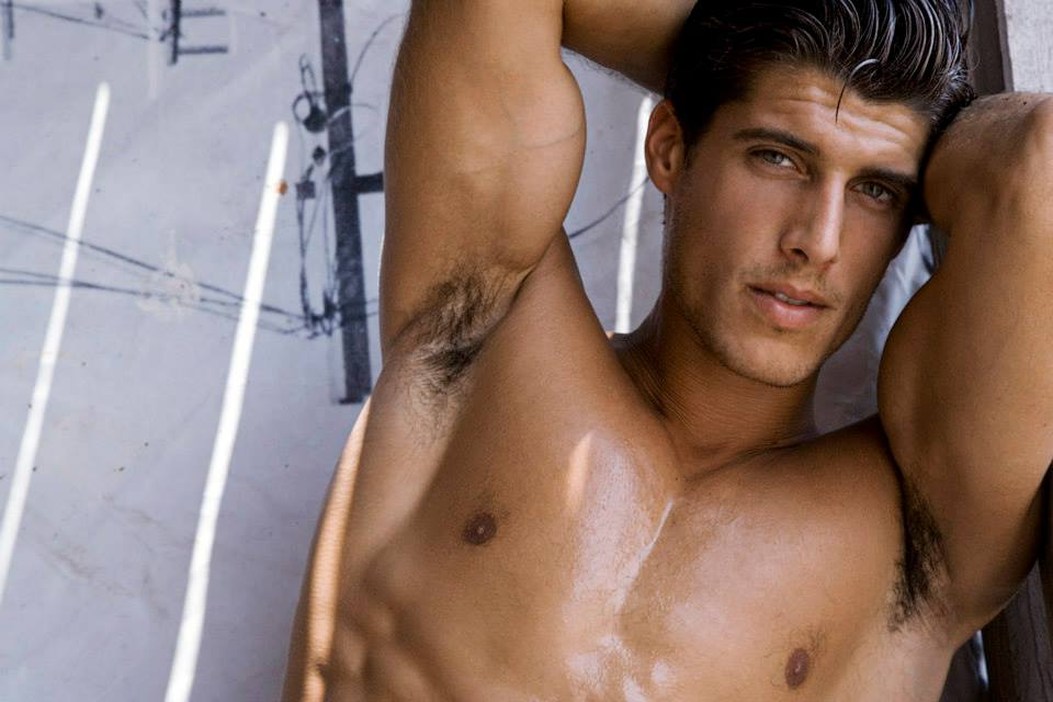 Oran Katan Par Rick Day - Male Models Picture