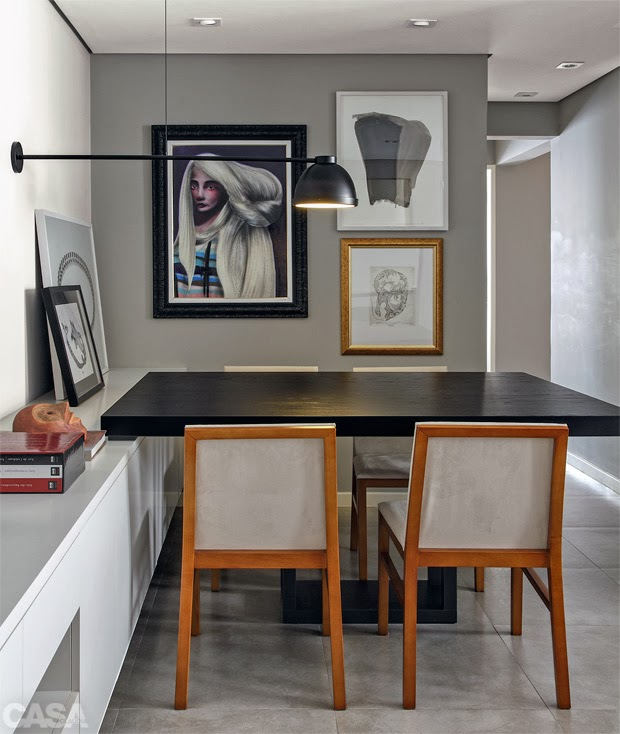 Quadro De Fotos Na Sala De Jantar ~ olhar as obras que vocêjá tem em casa ou mesmo aquelas herdadas de