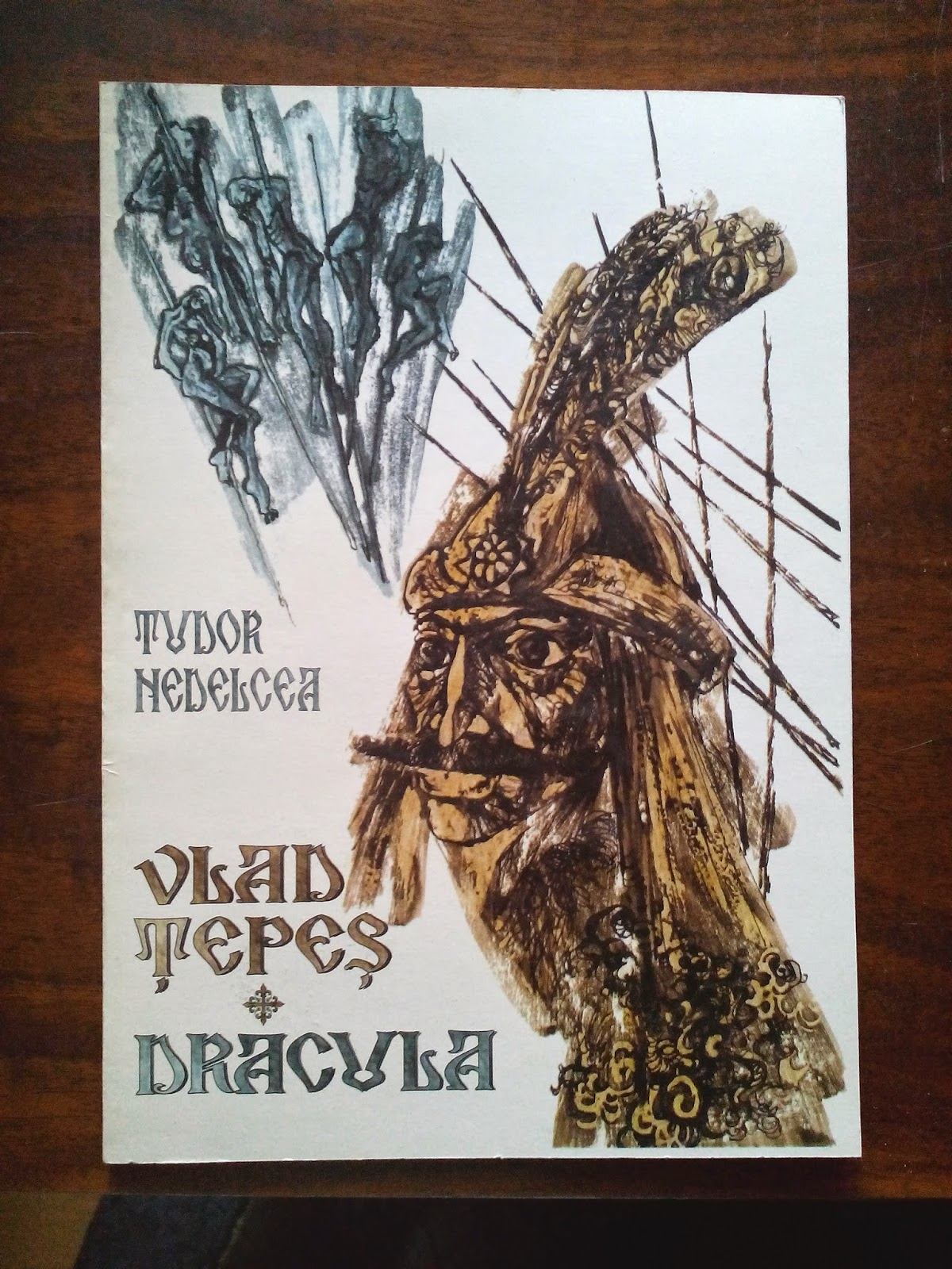 Tudor Nedelcea - Vlad Tepes Dracula