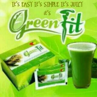GreenFit Jus Detok Usus