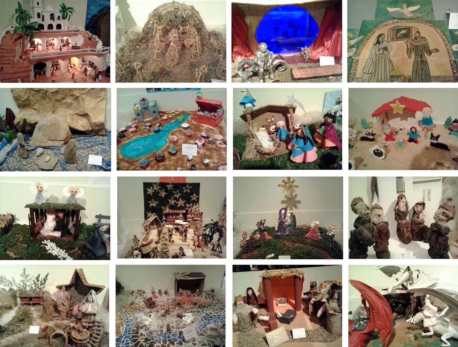 Navidad 2014, Vigo, belenes, nacimientos