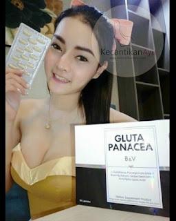 Testimoni Gluta Panacea Thailand