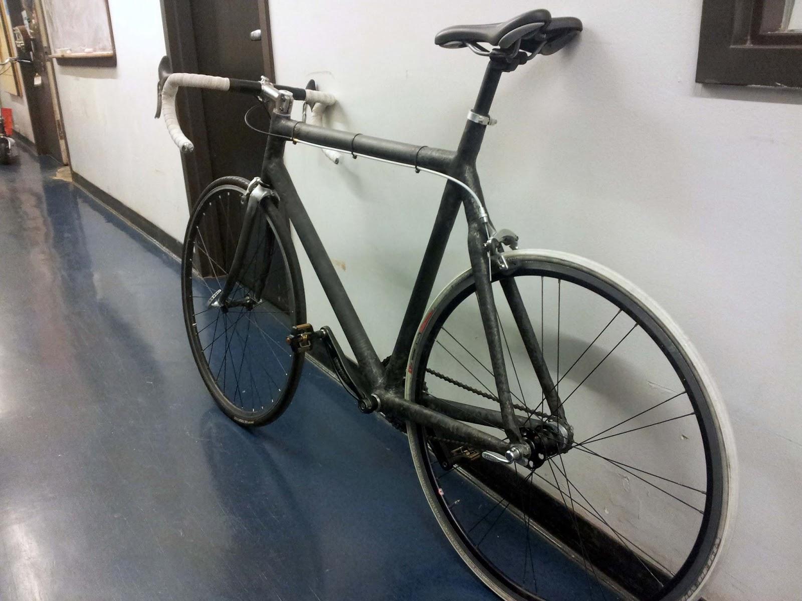 BuildIts: Zero-Dollar Carbon Fiber Bicycle