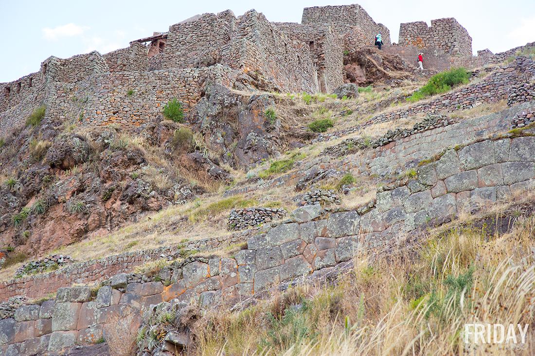 Incan Ruins- Pisac