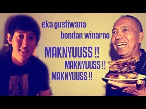 DOWNLOAD Video Bondan Winarno - Maknyus ! Kepiting Saus Jepang By Eka Gustiwana