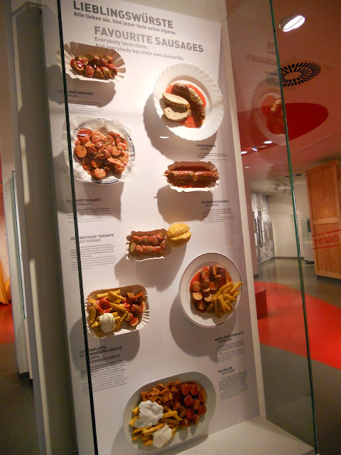 Sausage Display