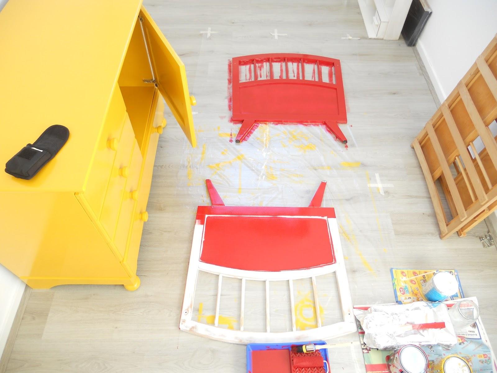 PuurHappy: Babykamer perikelen.