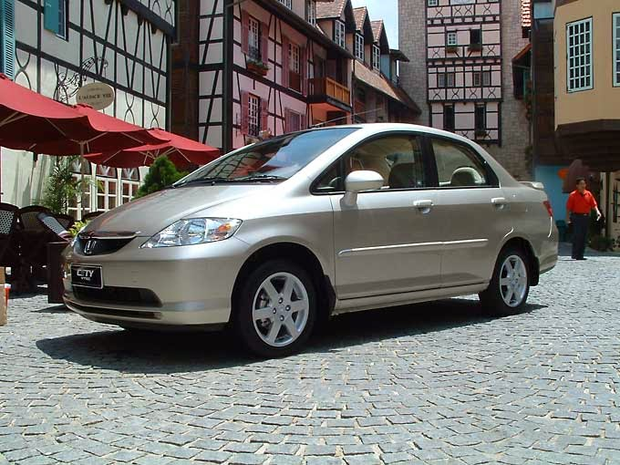 Honda City All Models List 2