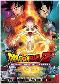 Dragon Ball Z – O Renascimento de Freeza Torrent Dublado