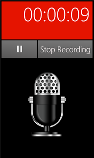 Pocket Recorder for windows phone 8