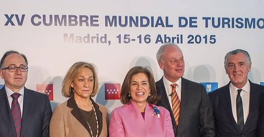 Deslumbrante Consejo Mundial de Turismo