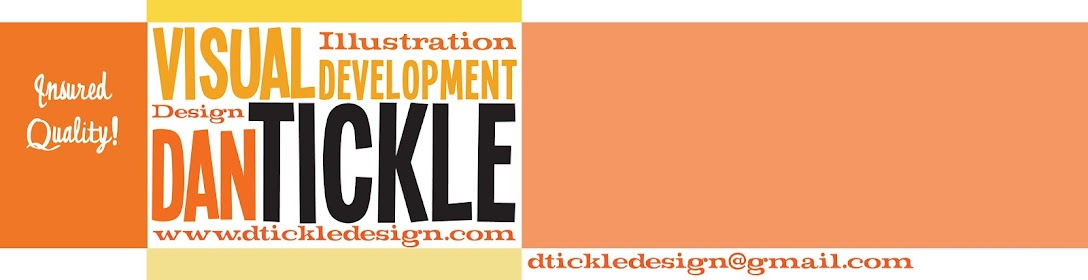 Dan Tickle Portfolio