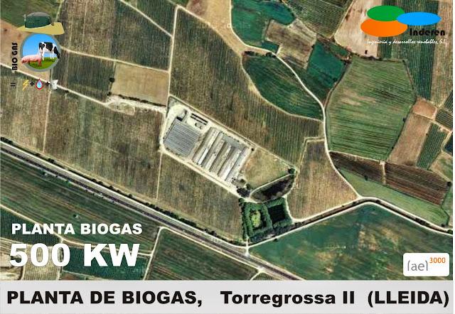 planta de biogas en torregrossa lleida ae3000 biodigestores