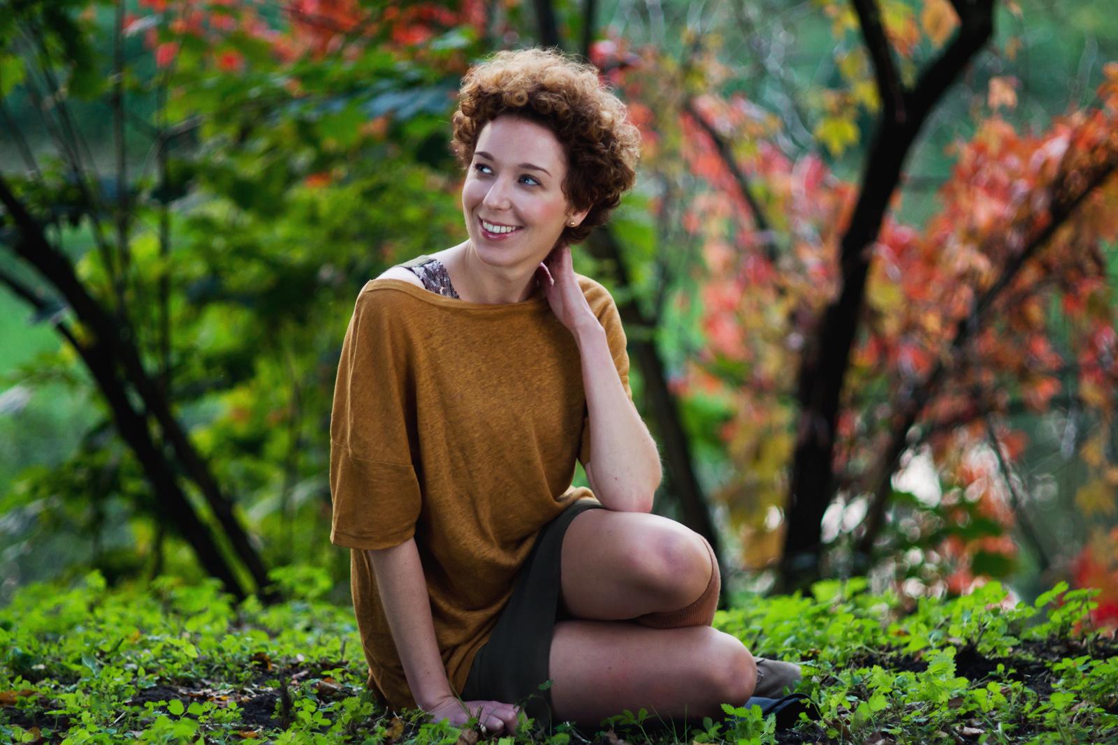 Fotografia portretowa. Szczery portret. fot. Łukasz Cyrus