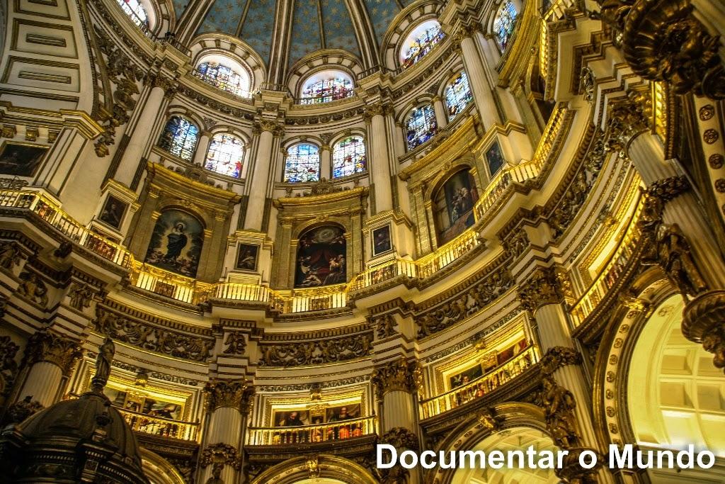 Catedral Metropolitana de Granada; Catedrais em Espanha; Andaluzia; Turismo Religioso