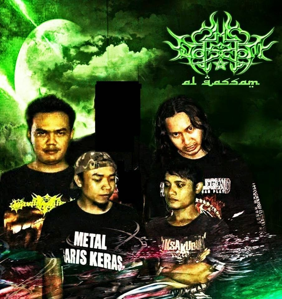 Al Qassam Band Extreme Metal jakarta Foto Logo Wallpaper