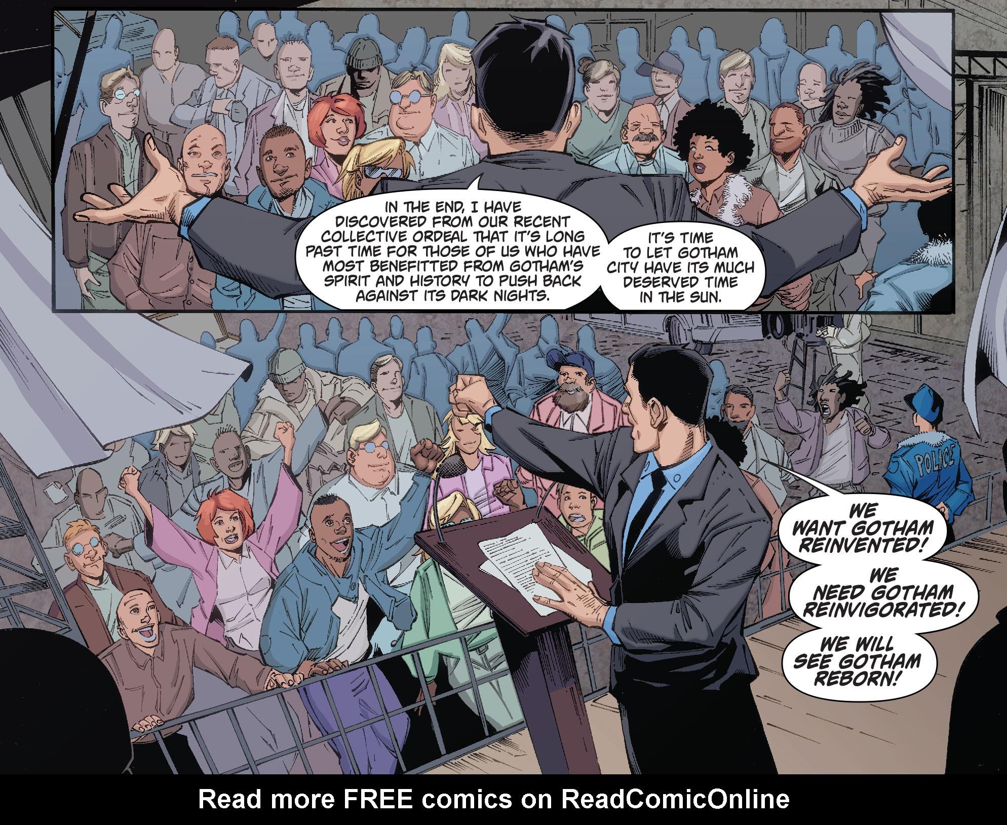 Batman: Arkham Knight [I] Issue #7 #9 - English 16