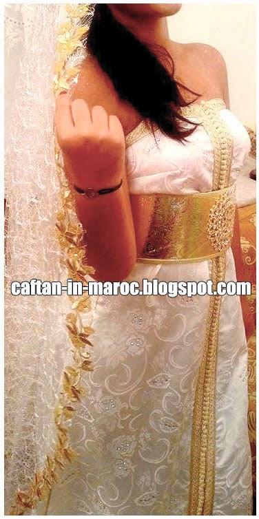caftan mariée 2015