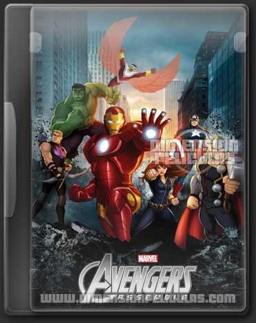 Avengers Assemble Temporada 1 (HDTV Inglés Subtitulada) (2013)