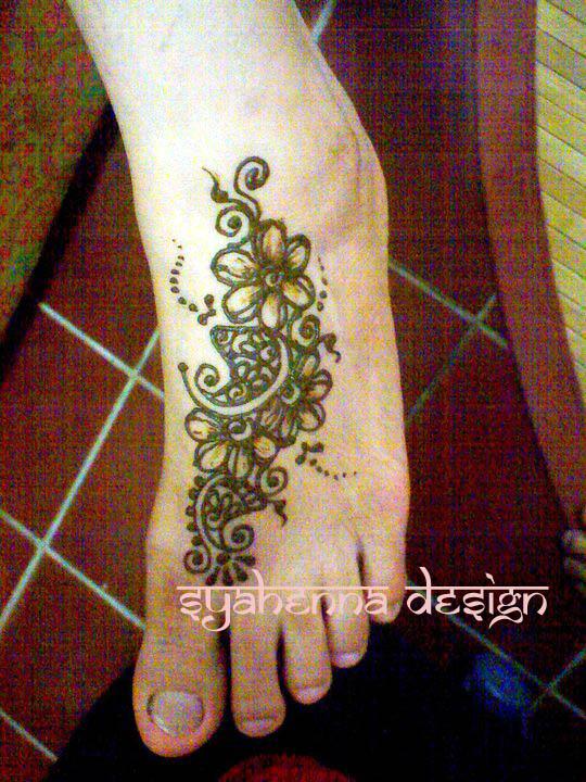 SyaHenna Design Palembang-Indonesia