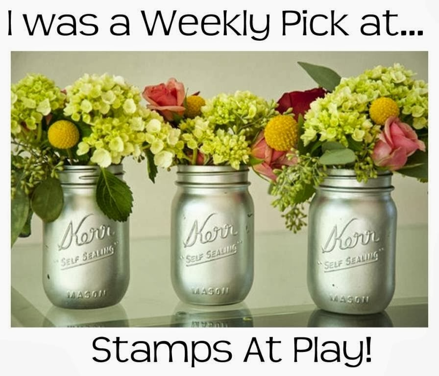 Stamps At Play!