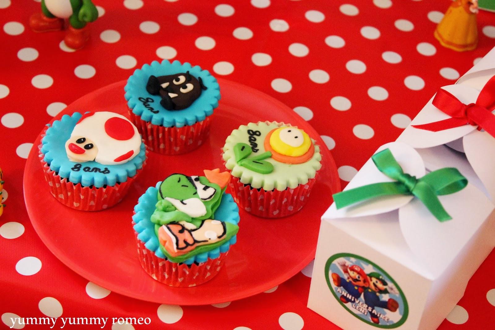 cupcakes rigolos