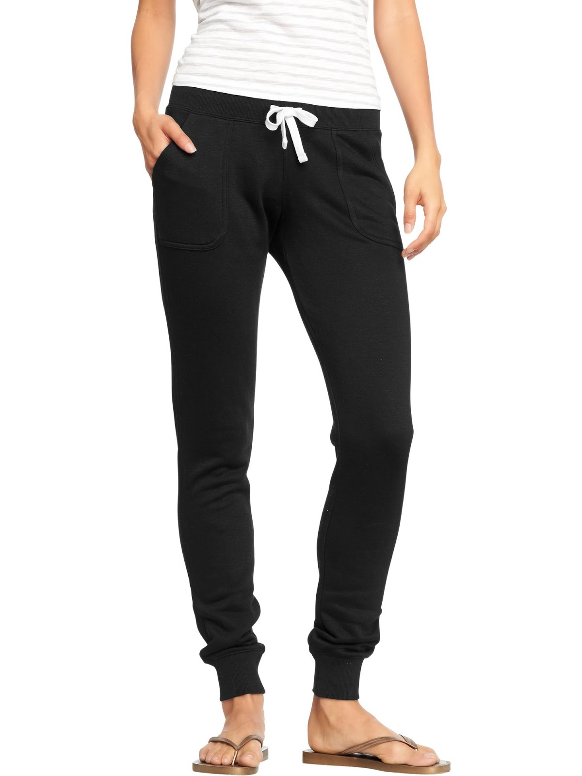 Awesome Skinny Sweatpants Outfit On Pinterest