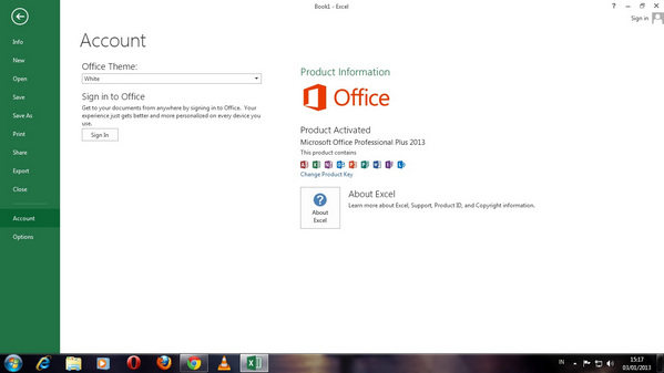 Microsoft Office Professional Plus 2013 (x86/x64) Incl Activator