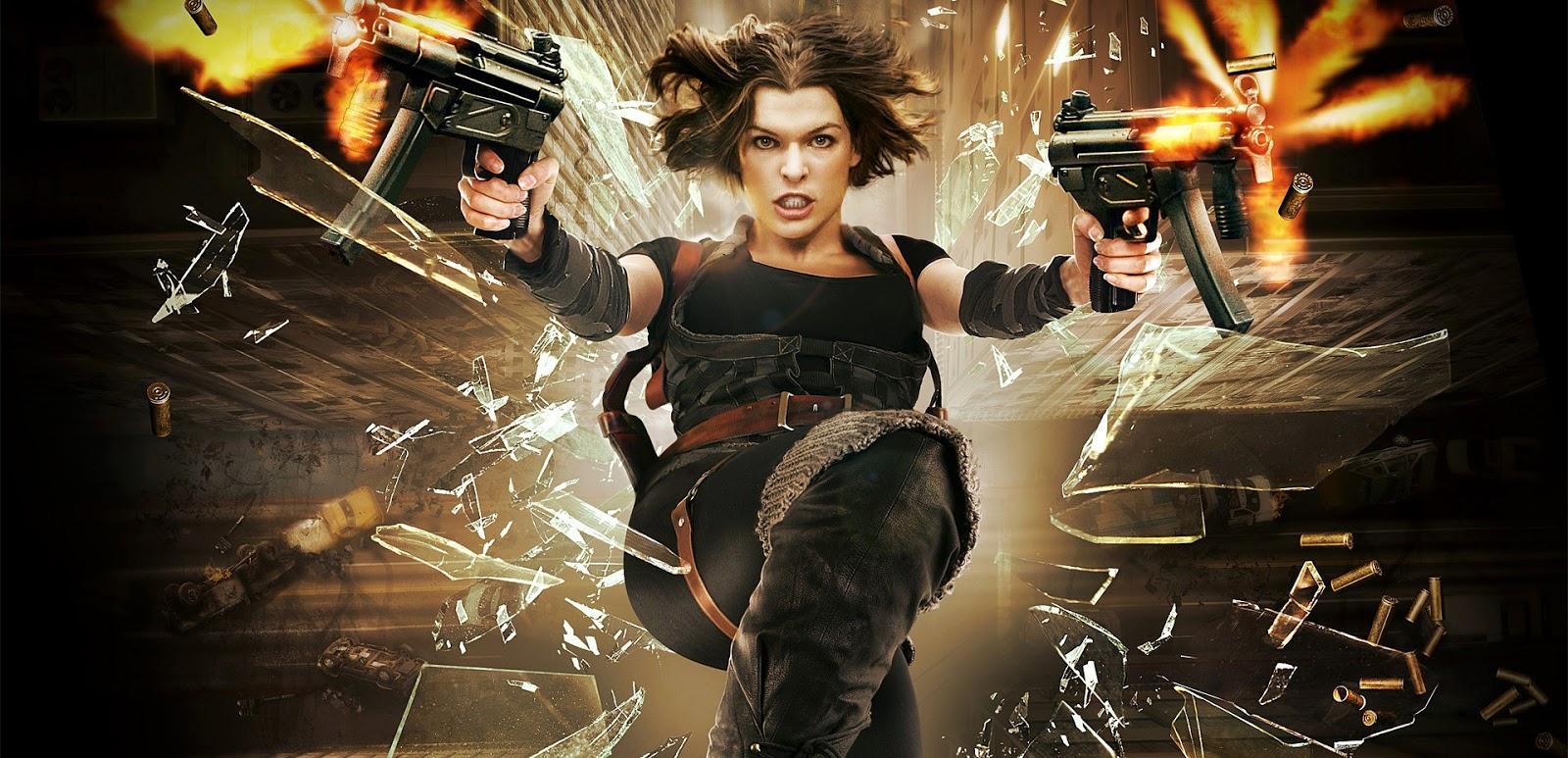 Milla Jovovich está grávida, Resident Evil: O Capitulo Final é adiado novamente