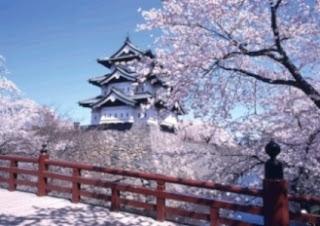 Hirosaki Castle, Japan (Best Honeymoon Destinations In Asia) 8