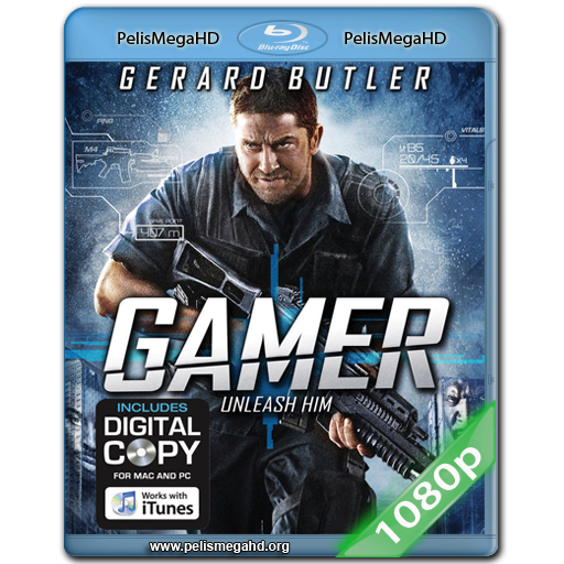 GAMER (2009) FULL 1080P HD MKV ESPAÑOL LATINO
