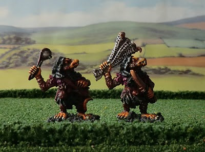 Skaven Gutter Runners Old