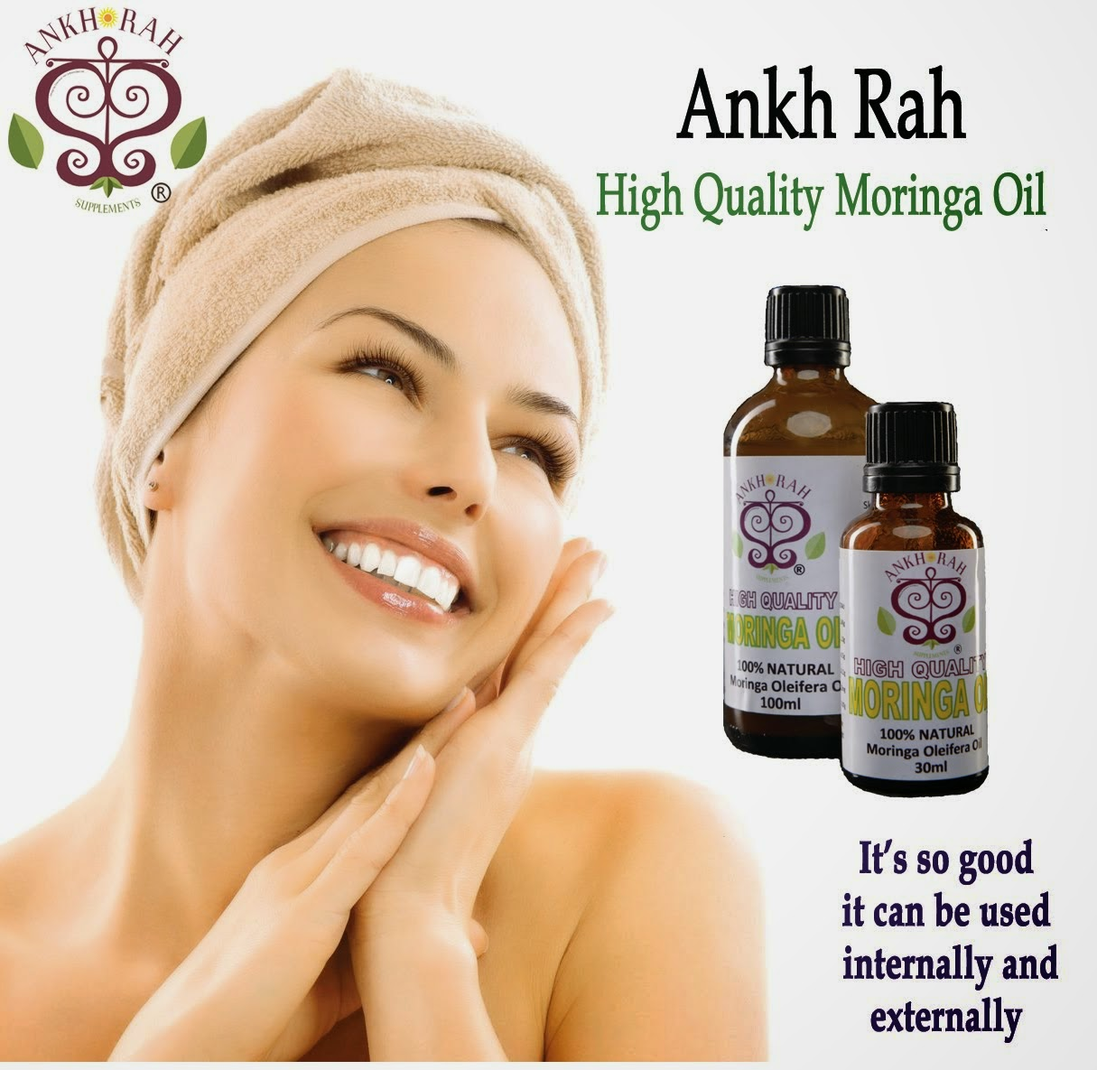 High Quality Moringa Oil